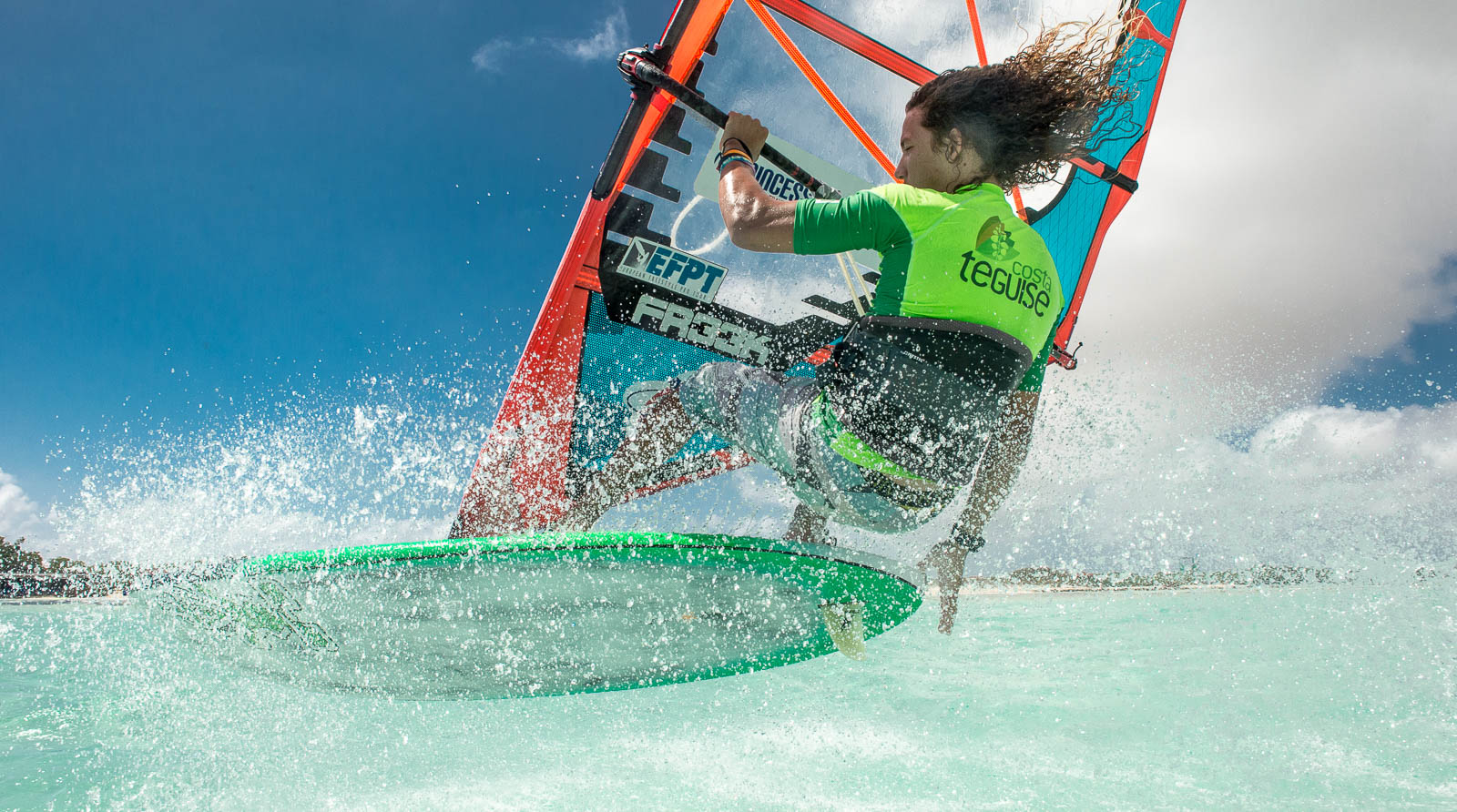 Bonaire Windsurf Place, windsurf reservations, Aron Etmon