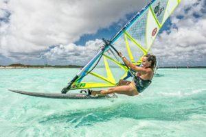 Bonaire Windsurf Place, windsurfing paradise